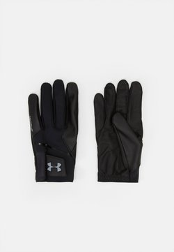 Under Armour - COLDGEAR GOLF GLOVE - Fingervantar - black