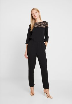 s.Oliver - OVERALL - Combinaison - black