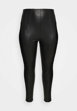 New Look Curves - LEGGING - Leggings - Hosen - black
