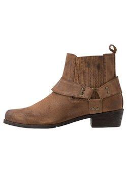Zign - Støvletter - brown