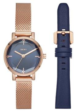 DKNY - SOHO SET - Watch - roségold-coloured