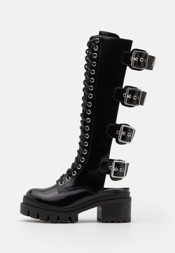 Jeffrey Campbell - TANK GIRL - Veterlaarzen - black box