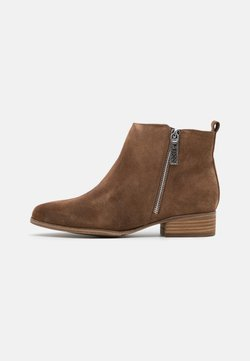 Guess - VALONY - Boots à talons - taupe