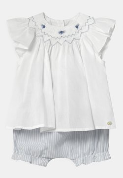 Tartine et Chocolat - ENSEMBLECOURT SET - Shorts - blanc