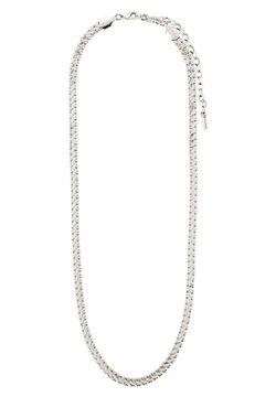 Pilgrim - NECKLACE LEGACY - Halsband - silver plated