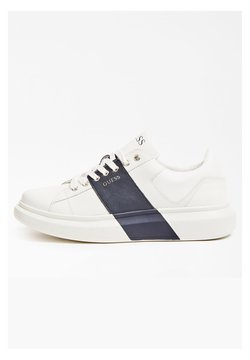 Guess - SALERNO - Sneaker low - blue