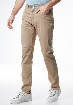 Pierre Cardin - LYON - Jeans Slim Fit - beige