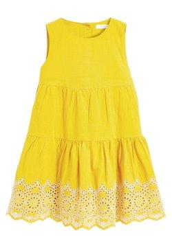 Next - Vapaa-ajan mekko - yellow