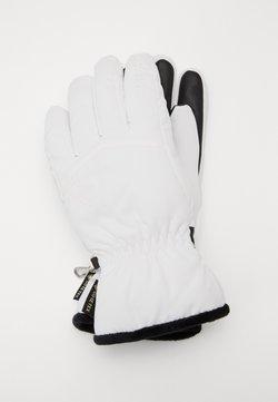 Ziener - KARRI LADY GLOVE - Fingervantar - white