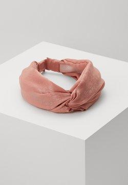 Topshop - MID HEADBAND - Haar-Styling-Accessoires - pink