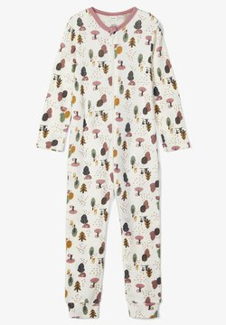 Name it - SCHLAFANZUG  - Jumpsuit - snow white