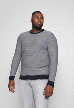 Jack´s Sportswear - STRIPED  - Pullover - navy