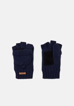 Barts - HAAKON BUMGLOVES BOYS - Fingerhandschuh - navy