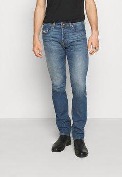 Diesel - BUSTER-X - Straight leg jeans - blue denim