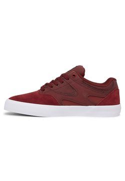 DC Shoes - KALIS VULC - Skateschuh - maroon