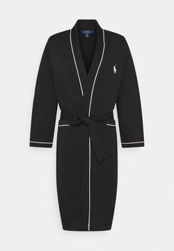 Polo Ralph Lauren - LOOP BACK  - Dressing gown - black guide