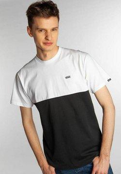 Vans - T-shirt con stampa - white