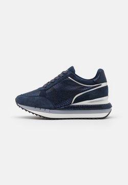 CAFèNOIR - Sneakers laag - blue