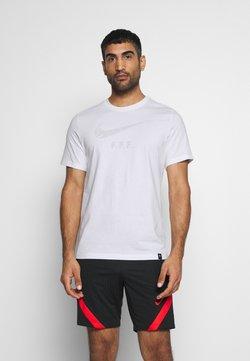 Nike Performance - FRANKREICH - Voetbalshirt - Land - white
