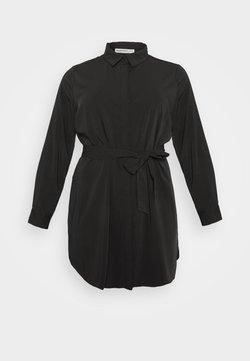 Glamorous Curve - Blusenkleid - black
