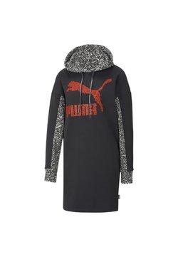 Puma - Robe en jersey - puma black