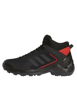 adidas Performance - TERREX EASTRAIL MID GTX SHOES - Hikingschuh - grey/black