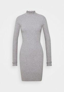 Fashion Union Tall - ASHLEE - Etui-jurk - grey marl