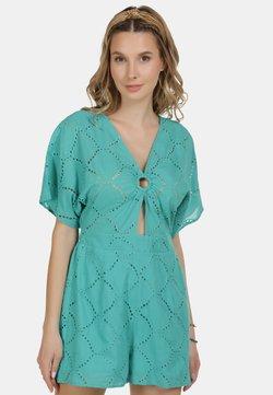 IZIA - IZIA JUMPSUIT - Combinaison - turquoise