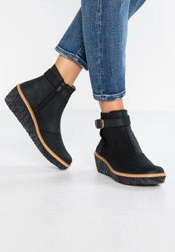 El Naturalista - MYTH YGGDRASIL - Ankle Boot - black