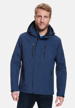 Jeff Green - HARSTAD - Outdoorjacke - deep navy