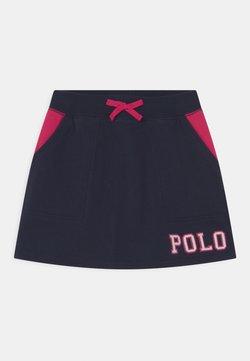 Polo Ralph Lauren - SKIRT - Minikjol - royal