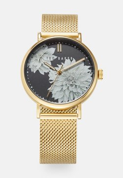 Ted Baker - PHYLIPA PEONIA - Montre - gold-coloured