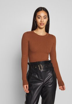 Even&Odd - Strickpullover - light brown