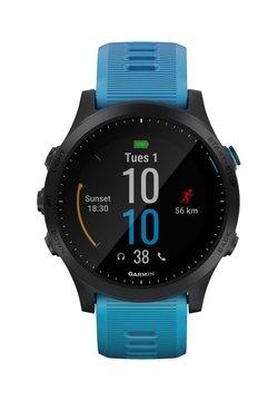 """Garmin - GARMIN GPS-LAUFUHR SET """"FORERUNNER 945 TRI BUNDLE"""" - Smartwatch - black"""