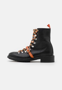 Paul Smith - PEPPER - Schnürstiefelette - black