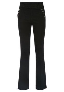 Cache Cache - Bootcut jeans - denim noir