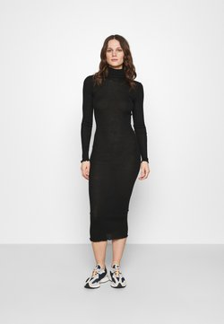Samsøe Samsøe - CUPIDON DRESS - Vestido de punto - black