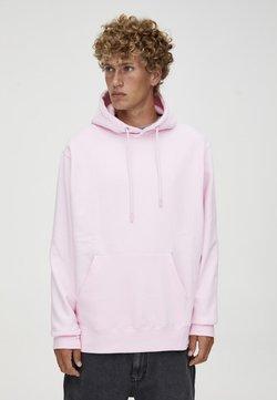 PULL&BEAR - Kapuzenpullover - light pink