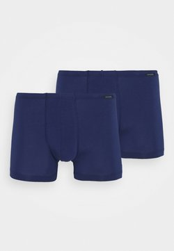 Schiesser - BOXERSHORTS 2 PACK - Shorty - blue