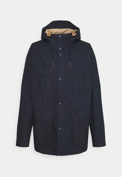 Superdry - MOUNTAIN - Parka - atlantic navy
