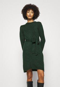 Anna Field - Gebreide jurk - dark green