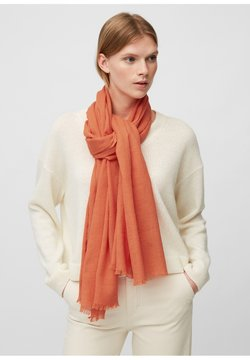 Marc O'Polo - SCARF  - Schal - sunset orange