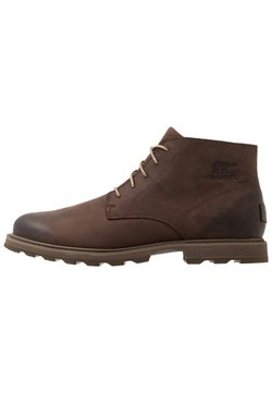 Sorel - MADSON CHUKKA WATERPROOF - Bottines à lacets - tobacco/sandy tan