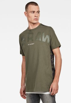 G-Star - T-Shirt print - wild rovic