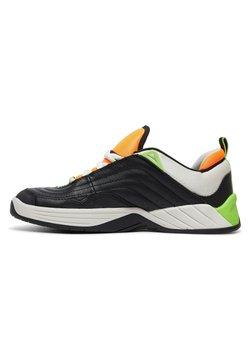 DC Shoes - WILLIAMS SLIM - Sneaker low - fluorescent orange