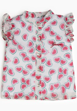 Guess - T-shirt print - rose