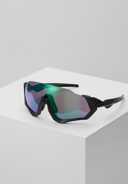 Oakley - FLIGHT JACKET - Sportbrille - steel/jade