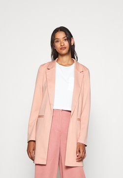 Vero Moda - VMCHLOE LONG BOO - Manteau court - misty rose