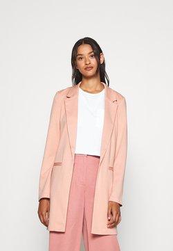 Vero Moda - VMCHLOE LONG BOO - Short coat - misty rose