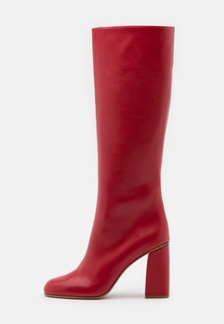 Red V - BOOT - Stiefel - red kiss
